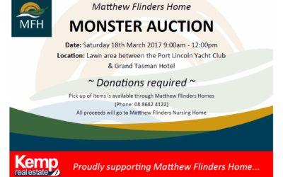 MFH Monster Auction