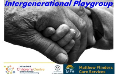 Intergenerational Play Group