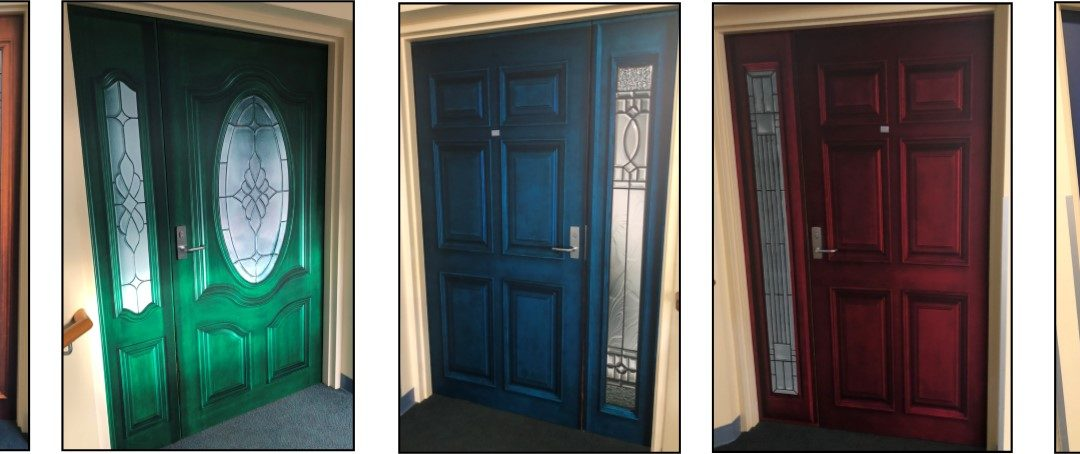 The Waratah Door Project